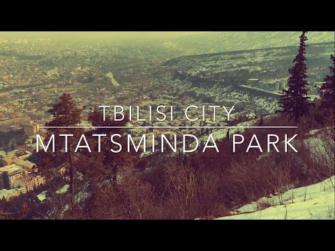 Tbilisi City #1   Mtatsminda Park