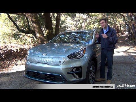 Review:  Kia Niro EV - A New Type of Fun!