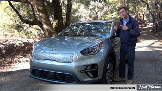 Review: 2019 Kia Niro EV - A New Type of Fun!