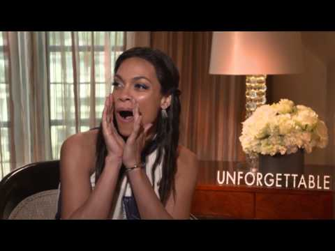 Rosario Dawson Initially Turned Down UNFORGETTABLE Role