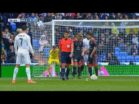 The Legendary Power of Cristiano Ronaldo l He's Not A Human!