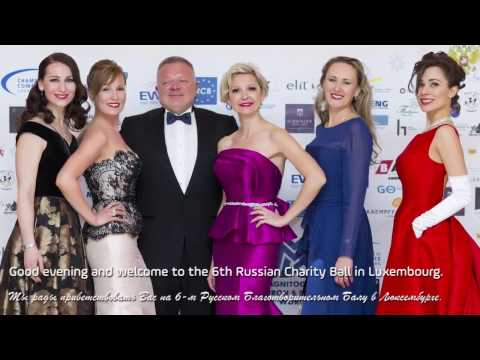 6th Russian Charity Ball In Luxembourg 14.01.2017