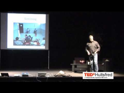 TEDxHultsfred - Paul Folkesson - Vision For All