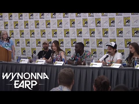 WYNONNA EARP | Full Panel - San Diego Comic-Con 2016 | Syfy