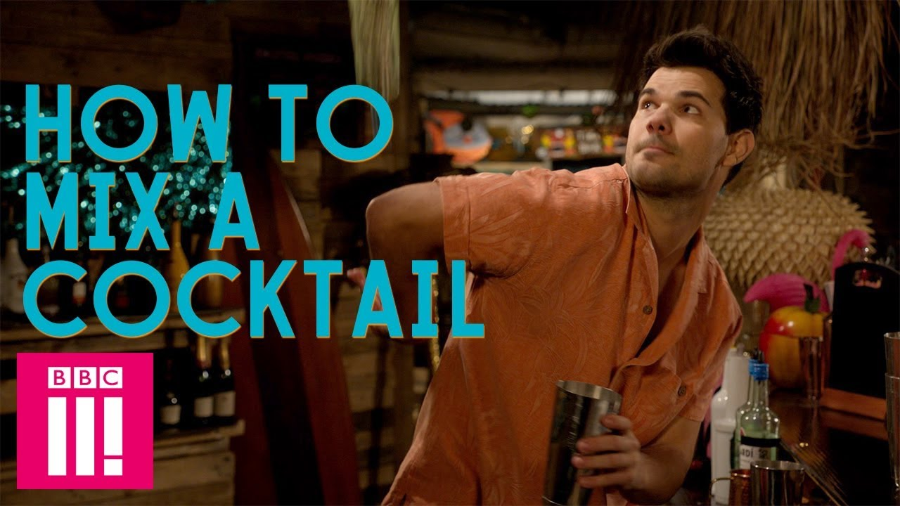 Download The Athletic Way To Mix A Cocktail | Cuckoo Series 4