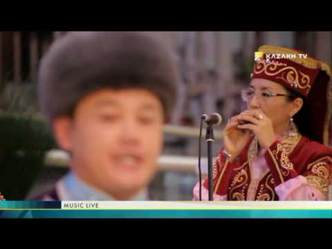 """""""Music LIVE"""" №4 (02.12.2016) - Kazakh TV"""