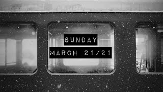 Sunday March 21/21