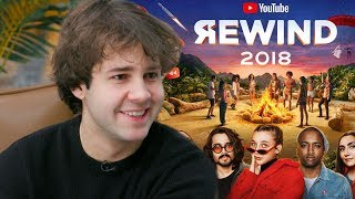 David Dobrik Reveals Why He Wasn't In YouTube Rewind 2018 Video