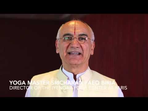 Yoga at UNESCO 2015