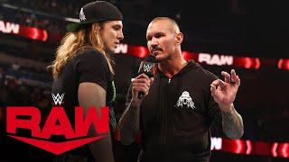Randy Orton returns with sights set on AJ Styles: Raw, Aug. 9, 2021