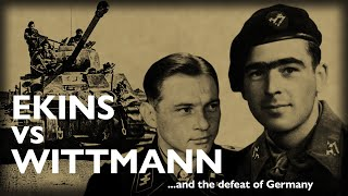 VE Day: Ekins, Wittmann and the defeat of Germany | The Tank Museum