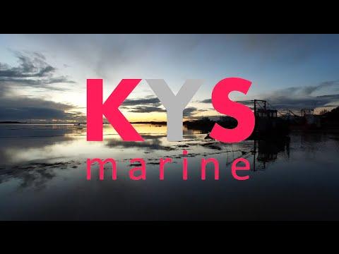 KYS MARINE /// Huîtres spéciales d'exception /// Carnac