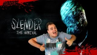 TELEPORTS?! - Slender: The Arrival #1 - [met Mitch]