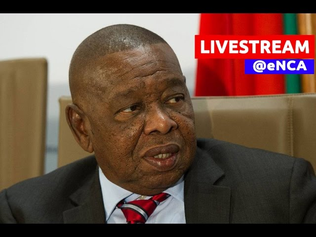 Nzimande on higher education's state of readiness