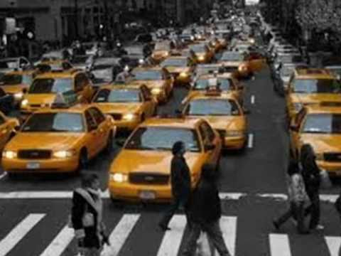 The Best of Yellow Taxi Cabs