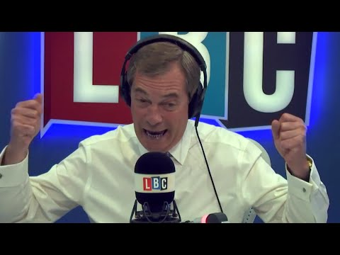 The Nigel Farage Show On Sunday: Is government doing enough to protect us? 1/2 LBC - 17th Sept 2017