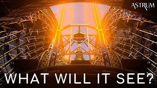 Better than the James Webb Space Telescope? The Upcoming Extremely Large Telescope