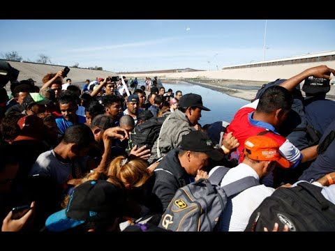 Trump 'has no legal authority' to make asylum-seekers stay in Mexico