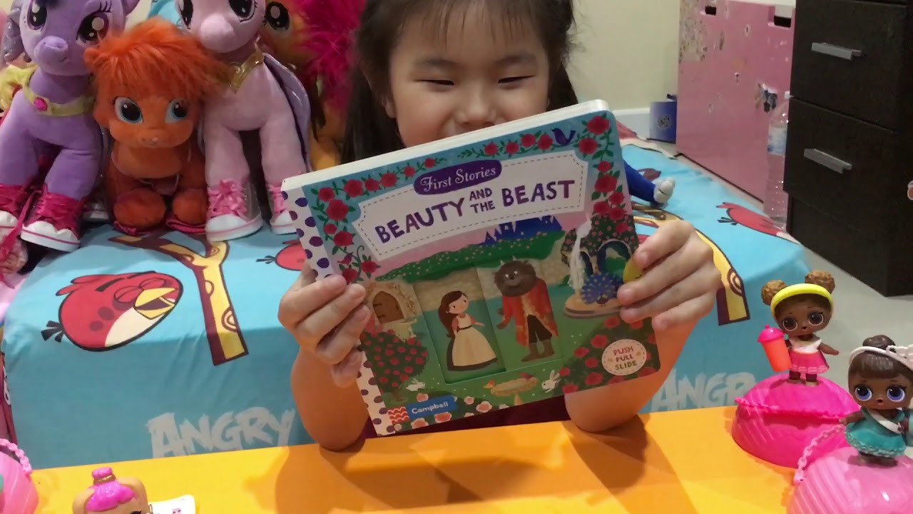 Beauty and the beast book review by auzim
