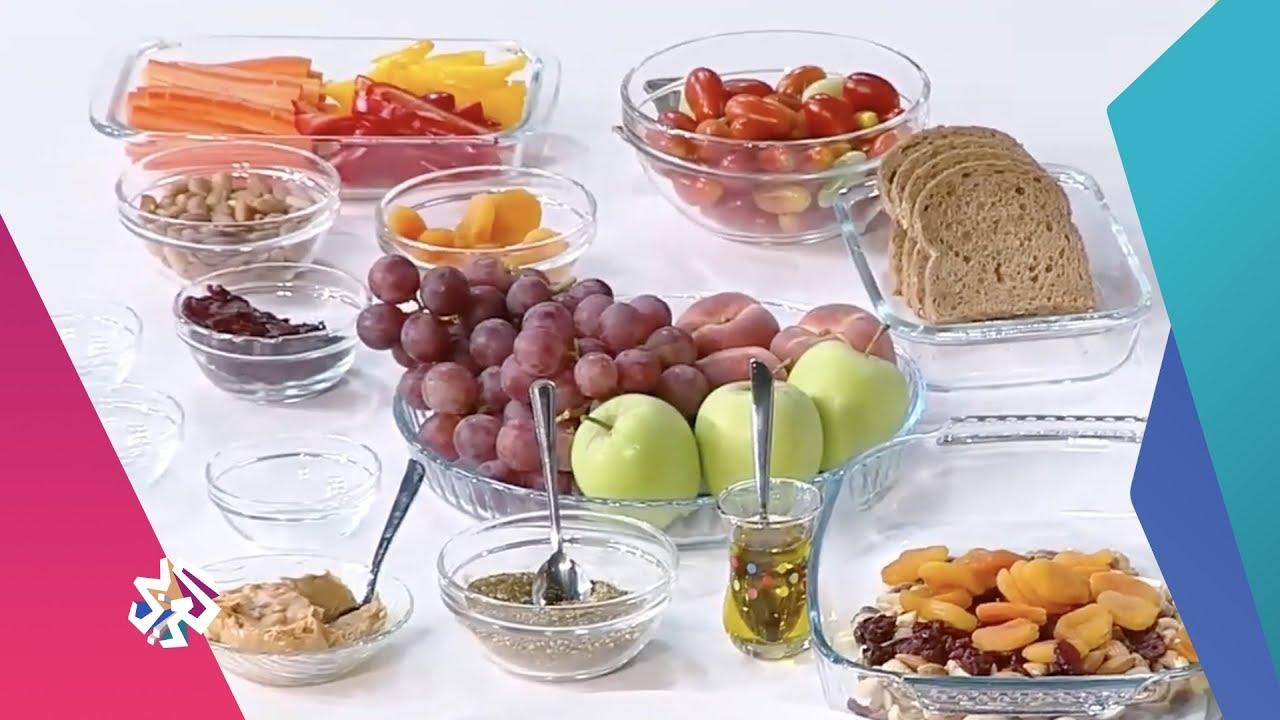 قناة العربي:صباح النور | وجبات خفيفة صحية لقضاء يوم على الشاطئ