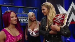charlotte flair most funniest and savage moments!