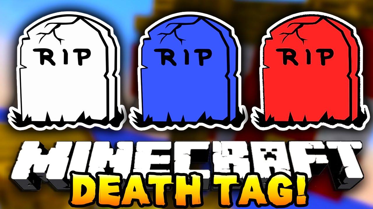 DeathTags! Minecraft Blog