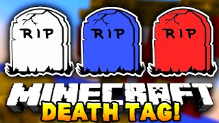 Minecraft - DEATH TAG! #3 'EPIC SNIPES' - w/ Preston & Woofless