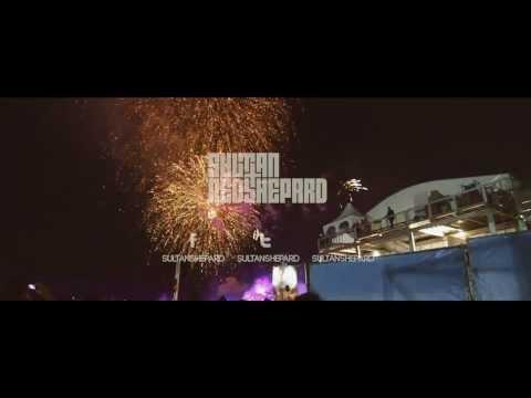 SULTAN + NED SHEPARD #AllTheseRoads | JOURNEY TO TOMORROWLAND