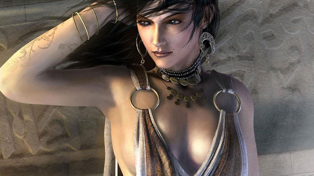 17 Video Games with Full Frontal Nudity list/video
