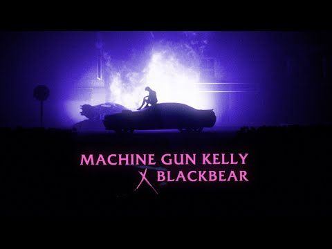 Machine Gun Kelly ft. blackbear - my ex's best friend (Official Lyric Video)