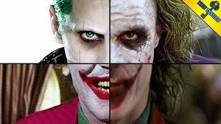 Every Live-Action Joker Suit Ranked from Worst to Best