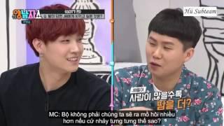 [VIETSUB] GOT7 New Yang Nam Show: Thói quen sau cánh gà của JB
