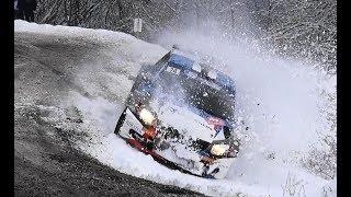 Rallye Monte Carlo WRC 2018 MaXicorde Pierre