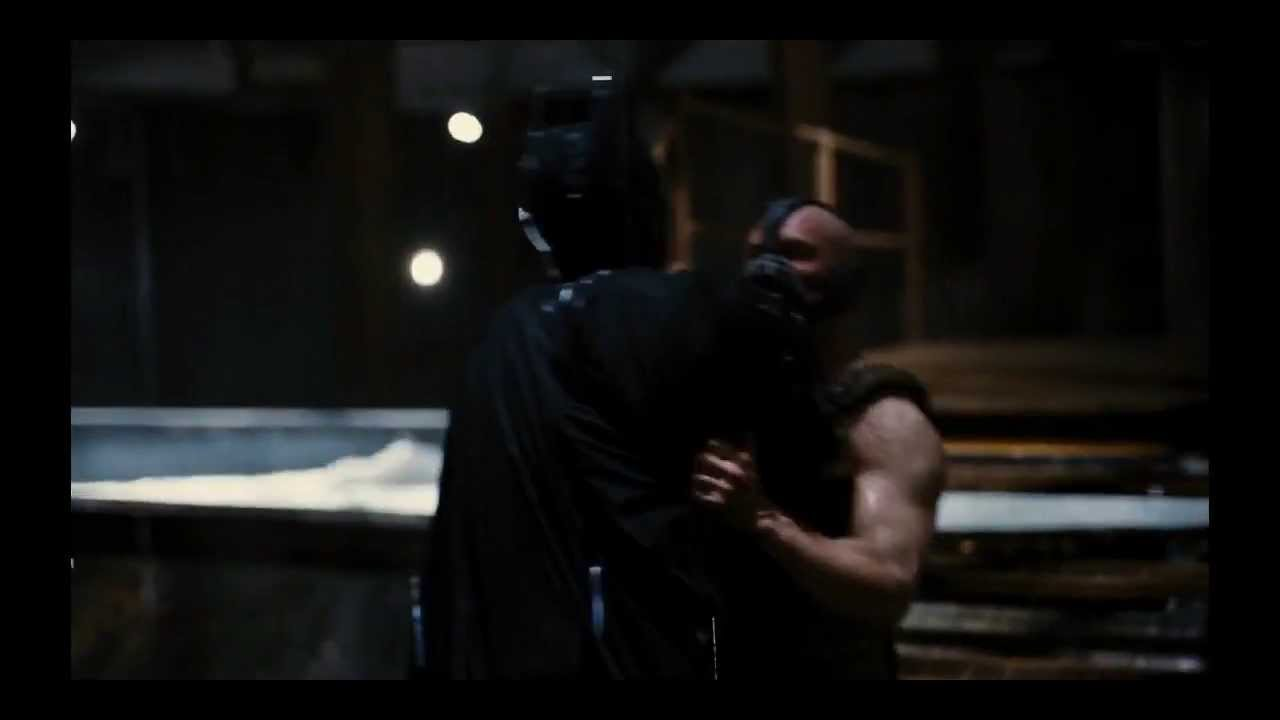 The Dark Knight Rises You Merely Adopted The Dark I Was Born In It Youtube