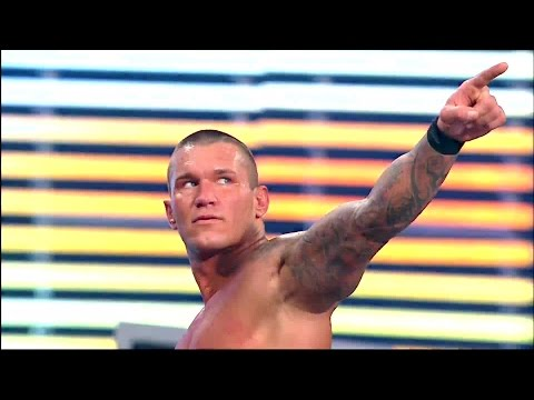 Randy Orton recalls an overload of emotions at the 2009 Royal Rumble
