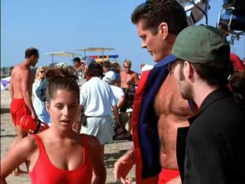 Kelly Monaco  Welcome to Hollywood film  A B.a.y.w.a.t.c.h segment