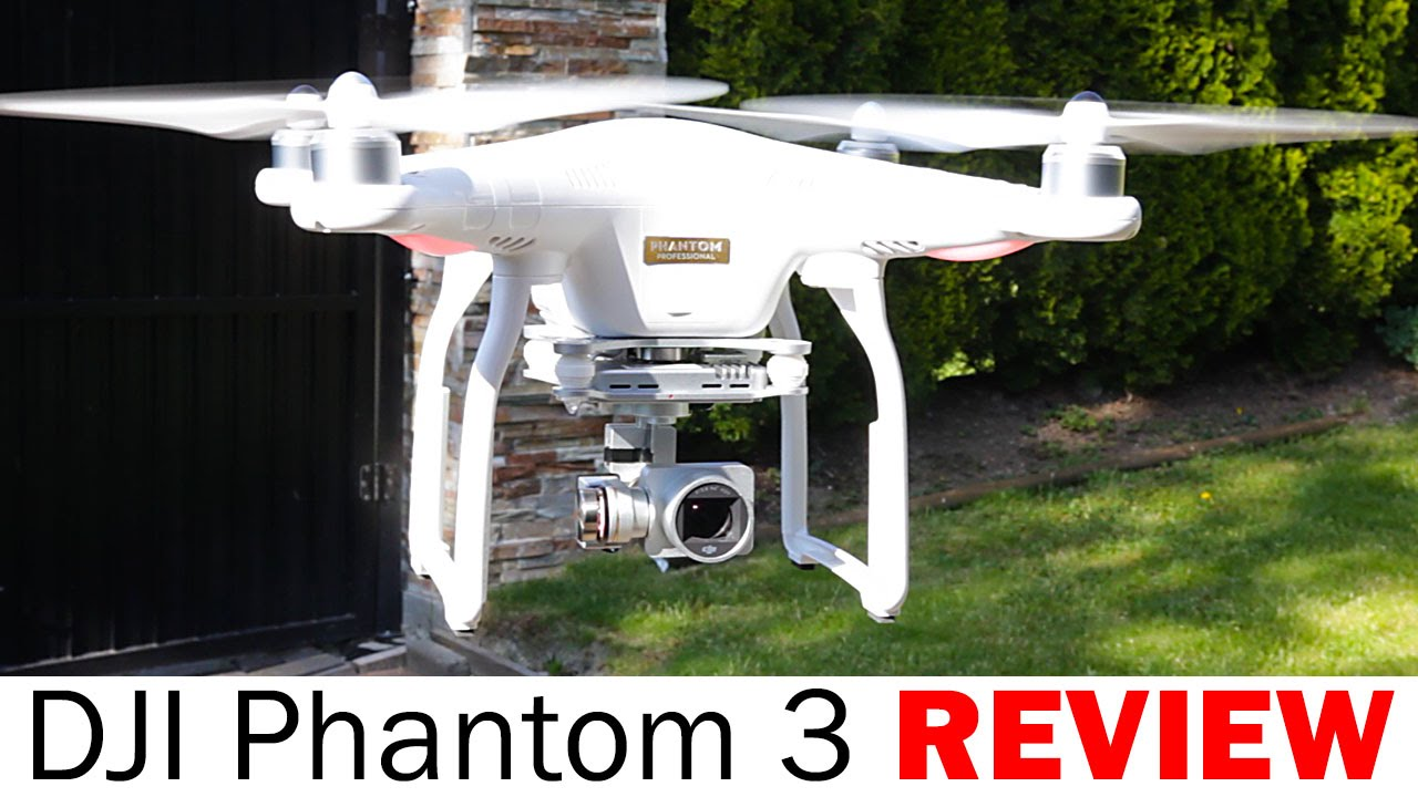 b4b990be862 DJI Phantom 3 Professional Review - Is It The Perfect Drone  - YouTube