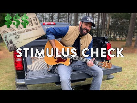 "NEW SONG!! | Buddy Brown ""Stimulus Check"" 