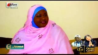 Vidéo: Voici l'emission que préparait Mariane Siva Diop sur la TFM (Bande annonce)