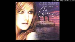Celine Dion - My Heart Will Go On (Tony Moran Mix) KARAOKE/INSTRUMENTAL