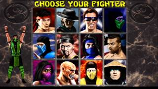 Mortal Kombat Arcade Kollection (PC Version)