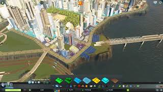 Cities Skylines - Górka Zamkowa#16