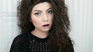 Lorde Makeup Transformation !!! Thumbnail