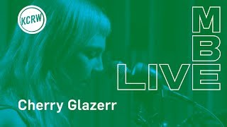 "Cherry Glazerr performing ""Stupid Fish"" live on KCRW"