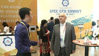 Tin Tức 24h  : Tuần lễ cấp cao APEC dưới góc nhìn của doanh nhân quốc tế