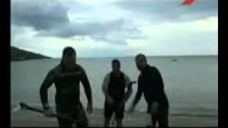 Морская охота на Азовском море Крым(Подводная охота, дайвинг и подводный спорт. Подпишитесь на канал http://www.youtube.com/c/AlexRaygorodskiy Вы будете иметь..., 2015-06-07T19:12:56.000Z)
