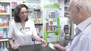 Farmacia Comunitaria. Actividades Equipo F. Gestión de Medicamentos y Productos sanitarios. Vídeo 1