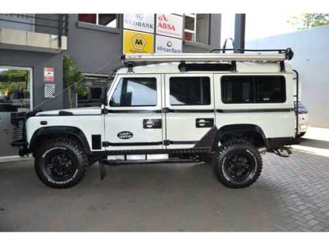 1999 land rover defender 110 series td5 auto for sale on auto trader south africa youtube. Black Bedroom Furniture Sets. Home Design Ideas