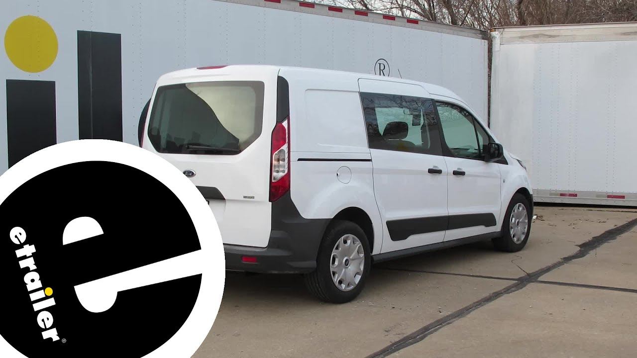 trailer wiring harness installation 2015 ford transit connect 2014 ford transit connect wiring source ford transit connect factory radio  [ 1280 x 720 Pixel ]
