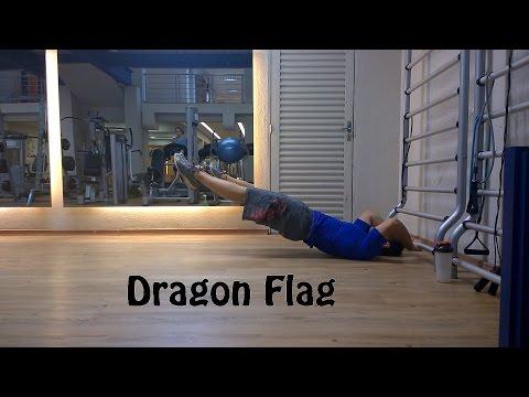 Dragon Flag Progressions - BH Bars (Tutorial)
